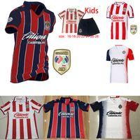 2020 2021 Chivas Guadalajara Club América Futebol Jersey 20 21 Club de Cuervos Camisa de Futebol S-XXL