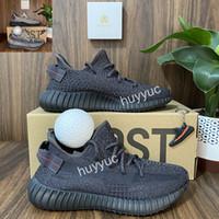 Ayakkabı Koşu Sıcak 2020 Womens Kanye West Sneakers Siyah Yansıtıcı cüruf Yecheil Çöl Adaçayı Toprak Asriel'den Zebra Üst Kalite Erkekler Kadınlar