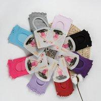 Kadınlar Eğitmen Ladies Open-Toed Kaymaz Spor Salonu Masaj Yoga Pamuk Spor Giyim Karşı Tutucu Ter Ayak Çorap