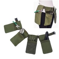 Hunting Tool Bag Tactical Waist Bags Nylon Men Garden Outdoor Tools Storage Combination Accessories Pack Belt Molle Pouch