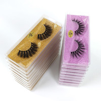 Mink Eyelashes wholesale 3D Mink Lashes Thick HandMade Full ...