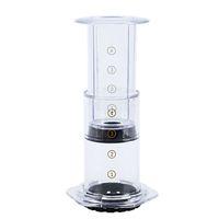 휴대용 커피 메이커 커피를 눌러 냄비 필터 기계 종이 주방 투명한 색 설정