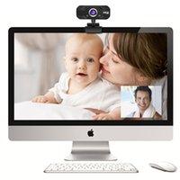 كاميرا ويب USB 720P HD كاميرات الكمبيوتر كاميرات الويب المدمجة من ميكروفون امتصاص ميكروفون ديناميكي لاستخدام سطح المكتب