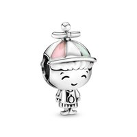 Authentic ALE 925 Sterling Silver Little Boy Charm 2020 New ...