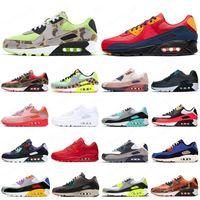 90 30 주년 기념 QS Viotech하는 TRUE Betrue 레인보우 배 블랙 화이트 스포츠 스니커즈 운동화 남성 여자가 신발을 실행하고 새로운 도착 2020