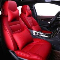 Cubiertas del asiento de coche personalizado para ZHOUSHENGLEE ES ES250 ES350 ES240 ES200 ES260 ES300h CT CT200h Cubiertas de asiento Automóviles