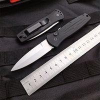 Benchmade cuchillo BM 3551 auto automático EDC táctico de la supervivencia del cuchillo de bolsillo 154CM mango de la manija de aluminio T6061