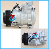 10PA17C Auto ac compressor fit KIA SORENTO I JC 2.5 CRDi 4 seasons 97849 98849 1615017700 977013E000 977013E300 977013E050