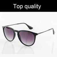 أعلى جودة الاستقطاب النظارات الشمسية النساء الرجال راي 4171 الشمس نظارات الأزياء عظة uv400 الحماية العدسات de soleil يشمل الملحقات