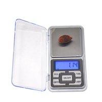 Mini Échelle numérique Diamant Bijoux de pesée Balance Balance Balance Gram LCD Échelles d'affichage