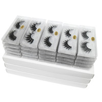 Mink Eyelashes Wholesale 10 style Natural False Eyelashes lo...