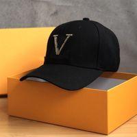 Mode Baseballmütze für Unisex Casual Sport Cap Hohe Qualität Sonnenschirm Hut Persönlichkeit Einfaches Hut Mode Brief Hut