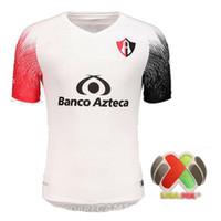 20 21 Atlas Herren-Fußballjerseys New ACOSTA I. RENATO L. TEYES I. JERALDINO Home Away Fußball-Hemd T-Shirt de futebol Short Sleeve