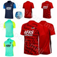 2020 2021 AZ Alkmaar Soccer Jersey 9 Boadu 7 Stengs 10 DE WIT 18 Evjen 8 KOOPMEINERS 20 Clasie Futebol shirt Kits Uniforme