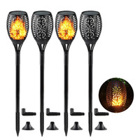 YoungPower Landscape Solar Torch Lights , Waterproof Flickering Flames Torches Lights Outdoor Solar Flame Lights Decoration Lighting Dusk to