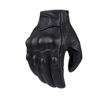 Sipu Road leather motorcycle racing bicycle riding warm gloves