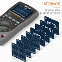 KKmoon Digital Inteligente Scopemeter almacenamiento 2-en-1 Digital 40MHz osciloscopio