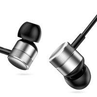 BASEUS H04 Auricolari cablati per telefono Auricolare stereo Jack 3.5mm In-Ear Auricolare con microfughe Auricolari Fone De Ouvido Kulakl K