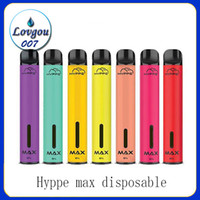 Hyppe Max Einwegvorrichtung 1500 Puffs 5ml Pre-Filled Vape Pods 650mAh Batterie aviliable puff xtra hyppe bar
