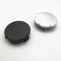 Hot vendita 75 millimetri del centro di rotella delle protezioni di mozzo Cover auto Emblemi Badge per W204 W211 W203 W210 W124 W202 W212 W220 cla