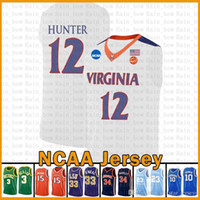 Virginia Cavaliers Mens de'Andre 12 Hunter Lebron 23 James University Kawhi Leonard Dwyane 3 Wade Pallacanestro Jersey Stephen 30 Curry BR