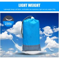 Waterproof Beach Blanket Outdoor Portable Picnic Anti Outdoor Tents Lawn Picnic Mats Camping Mat Blanket