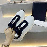 Белый Технические сетки и телячьей Zip обувь класса люкс моды женщин дизайнер кроссовки мужчин случайный размер обуви 35 до 42 43 44