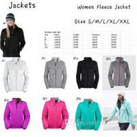 Winter-dünne Osito Pullover Jacken Mäntel Damen Warm OSITO Softshell Jacken Wommens Outdoor Casual Fleece Sport swea Frauen Jacke