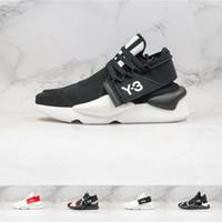 Mens Kaiwa Designer Sneakers Kusari II modo di alta qualità Y3 donne scarpe alla moda Lady Y3 Trainers Casual Size 36-45