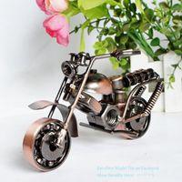 SM Железный металл модель мотоцикла, ручной Craft, 20 стилей, Украшение на Рождество Kid Игрушка, именинник подарок, Коллекционирование, украшения, 2-1