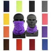 США СТОК! Труба Велоспорт Магия Head Face Mask Neck Protective Gaiter байкера Бандана Шарф Wristband Beanie Cap спорта на открытом воздухе Бесплатная доставка