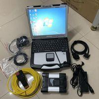 BMW ICOM 용 다음 자동 진단 도구 코드 스캐너 CF30 CF-30 4G 사용 Toughbook 노트북 1TB HDD V03.2021 소프트웨어