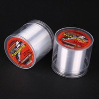 300M Nylon Angelschnur Super Strong 100% Nylon Nicht-Fluorkohlenstoff-Fischerei-Gerät Superstärke nicht leicht zu brechen