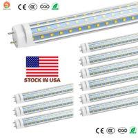 T8 LED-lampen 4 ft 4 feet 1200mm 60W 48W 22W 28W LED-buizenlichten G13-lamp Werk in het bestaande armatuur retrofit licht