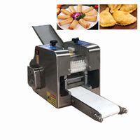 Kommerzielle Knödelverpackung / Skin Pierogi Maschinenbaumaschine / Wonton-Wrapper-Maschine zum Verkauf mit CE im Jahr 2020
