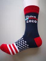 Biden 2020 Socke Joe Biden 2020 US-amerikanischen Wahlen Präsidentenwahl Supplies Socken Strümpfe DHL-freies Verschiffen