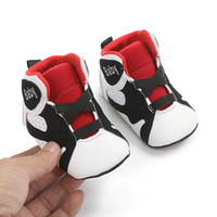 Baby Boy Girl Bambini Lettera First Walkers Chaussures Enfants Soft Bottom Bottom Shoes Skid Shoes Winter Warm Toddler Scarpe Bambini Scarpe da ginnastica