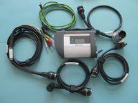 м.б. мультиплексор звезды c4 с пятью кабелями без ГНБ диагностического инструмента для легковых и грузовых автомобилей 2 года гарантии высокого качества