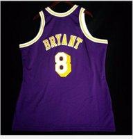 Benutzerdefinierte Männer Jugend Frauen Vintage-K B Mitchell Ness 96 97 College Basketball-Jersey-Größe S-6XL oder benutzerdefinierte beliebige Namen oder Nummer Jersey