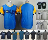 Custom Rays College Baseball trägt 12 Wade Boggs Jersey 4 Blake Snell 39 Kevin Kiermaier Jerseys 8 Brandon Lowe Charlie Morton Austin Wiesen