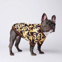 الفرنسية البلدغ الملابس الكلب سترة دافئة الرياضة الرجعية الكلب معطف الحيوانات الأليفة الملابس جرو الكلب الصلصال جرو الملابس