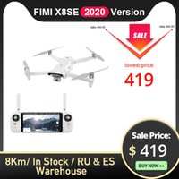 FIMI X8SE 2020 Version Camera drone 8KM FPV 3- axis Gimbal 4K...