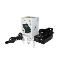 GreenLightVapes G9 Mini Classical Enail Kit Bag DIY Nail Electronic DAB con calentador de bobinas de 25 mm