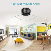 Mini-Kamera 1080P Full HD 150 ° Spion-Video-Cam Wifi IP-WLAN-Sicherheitssicherheit Versteckte Kameras Indoor Home Überwachung Nachtsicht-Sicherheitskameras