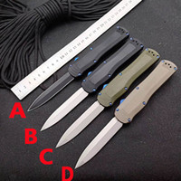 Benchmade BM 3400 double action tactical automatic knife BM ...