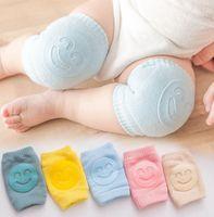 Genou bébé Tapis Crawl Ramper Pad bébé infanto Anti Slip coussin pour les genoux Chaussettes Protecteur de jambe KKA8006