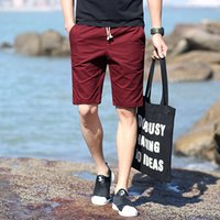 Shorts Pantaloni estate allentata casuale-Fit stile coreano di moda grandi tronchi Beach Pants Shorts-40