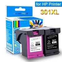 Topcolor 301XL tinta apta para 301 XL 301 Cartucho de tinta para impresora Envy 5530 5530 4507 2510 4502 1000 Deskjet 2540 2546