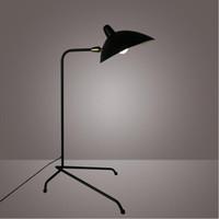 Serge Mouille postmodern industriellen Stil minimalistischen Stil Studie Schreibtischlampe Wohnzimmer Stehleuchte