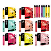 1500 Puffs Hyppe Max Einweg-Pod Geräte Kit 5ml Pre-Filled Cartridge 650mAh Batterie Vape Pen Vs Puff Glow XXL